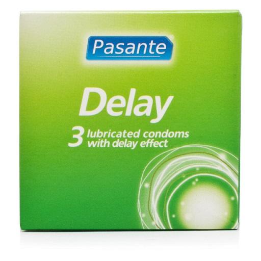 Delay Condoms