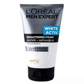 Face Brightening Foam for Men - L'OREAL Men Expert White Active