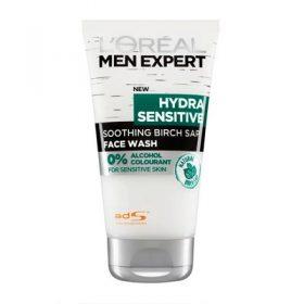 L'Oreal Men Expert Hydra Sensitive Face Wash 150ml